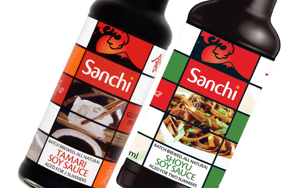 Shoyu Vs Tamari Isn T All Soy Sauce The Same Sanchi
